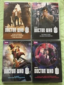 Doctor Who Series 7 DVD collection (Region 2)