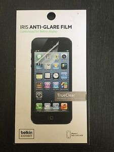 Screen protector, TrueClear film for iPhone 5/5c/5s/SE