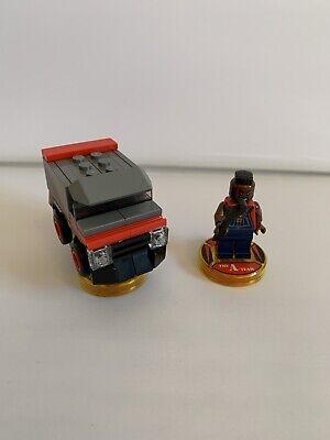 A-Team - B A Baracus - Lego Dimensions - 71251 - Free P+P