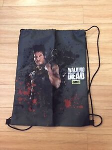 Walking Dead bag