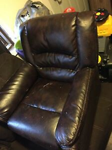 Children's recliner chair