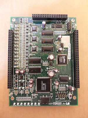 Aerovironment Dsp Board Bp100002 Av 07431 Circuit Board