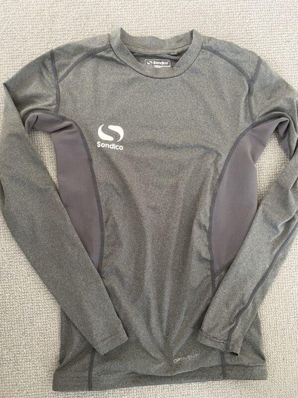 Sondico Boys Grey Base Layer - Size 11-12 Years
