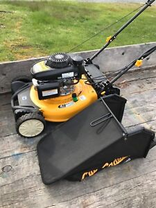 Honda Powered Cub Cadet lawnmower