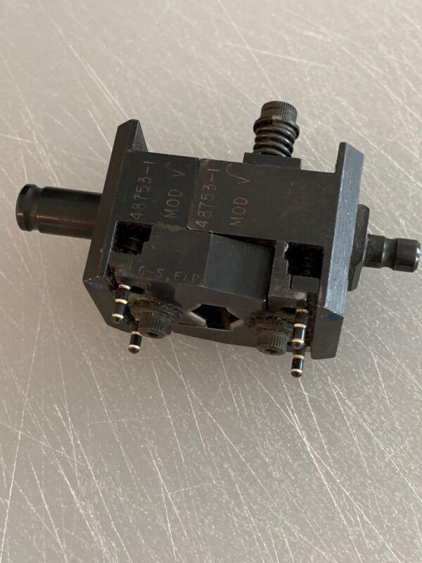 AMP 48753-1 Crimp Die Mod V
