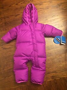 Columbia Snowsuit.  6-12 months