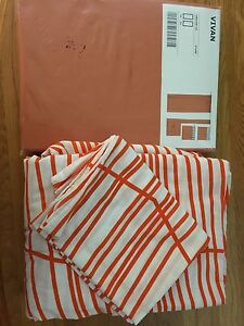 IKEA Duvet Cover and Curtain Panels
