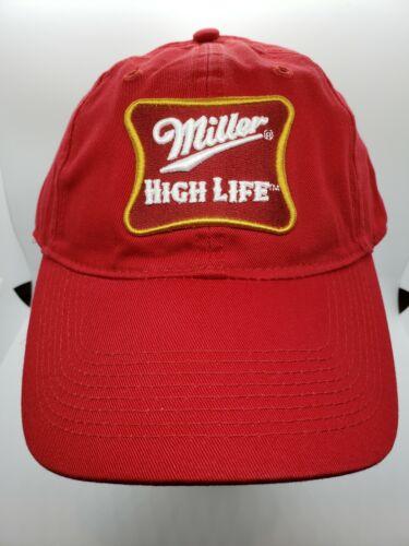 Miller High Life Logo Beer Hat