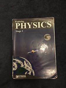 PHYSICS stage 3 STAWA Shelley Canning Area Preview