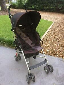 Maclaren Triumph stroller - cleaned, serviced and ready to roll! West Pymble Ku-ring-gai Area Preview