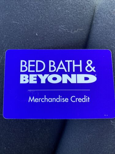 Bed Bath And Beyond Gift Card - $166.00