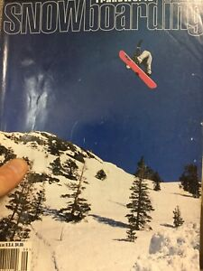 Snowboard mags- Free