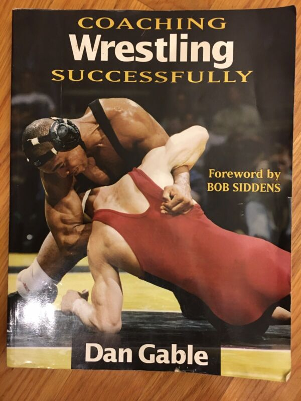 Coaching Wrestling Successfully Book