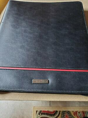 Day Runner Portfolio Planner Black 207-0386