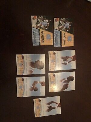 7 Card Michael Jordan Upper Deck UNC Lot