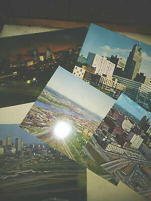 """Collectible Advertising Large Post Cards 9 x 6"""" Building Kansas City, Mo for sale  Eldon"""