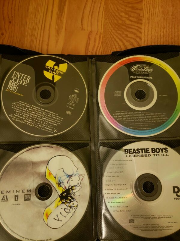 CD Music Collection of over 100 cd