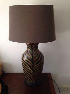 Lamp tiger pattern Bondi Eastern Suburbs Preview