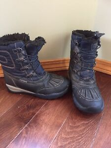 Kids boys Geox winter boots