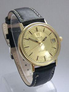 1972 Omega F300 Hz De Ville Chronometer Stimmgabeluhr, Cal 1250 Model 198.0032,