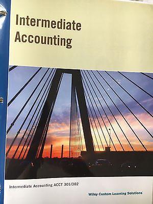 Intermediate Accounting W O Wiley Plus Access Card  Isbn  9781119069881