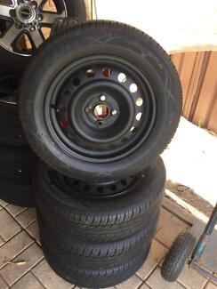 Rims and Tyers