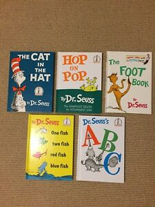 Dr. Suess books SPECIAL sale