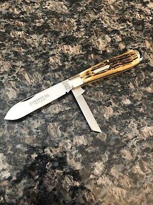 Great Eastern Cutlery 922219 Eureka Jack Talon Calico Jig Bone TSA SFO