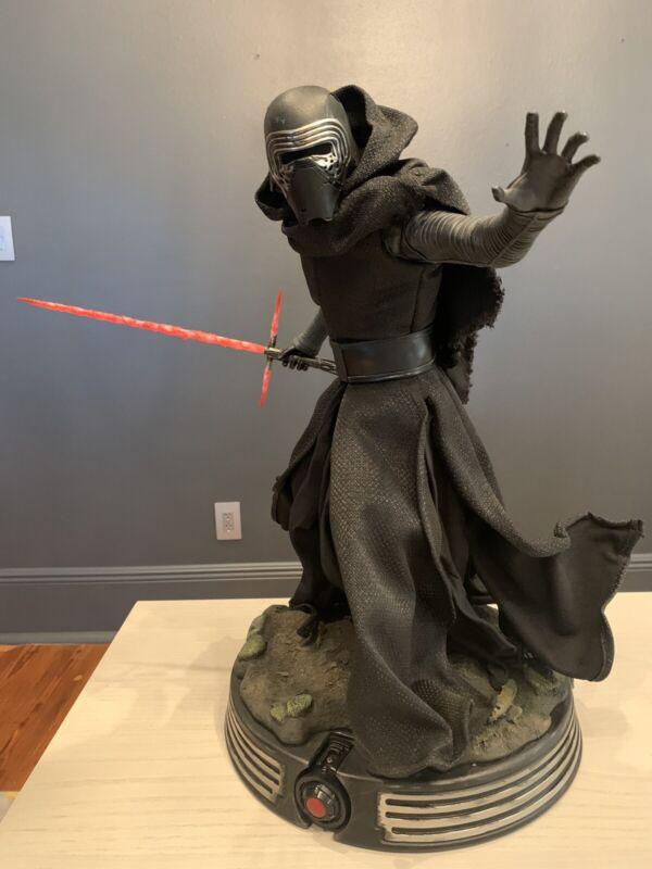 Sideshow Star Wars Kylo Ren Premium Format Statue Exclusive Edition 71/1500