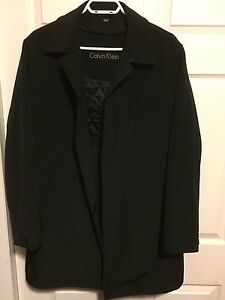 Men's Calvin Klein fall jacket