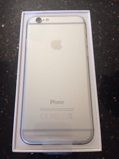 Brand New iPhone 6 16gb SILVER/WHITE Bossley Park Fairfield Area Preview