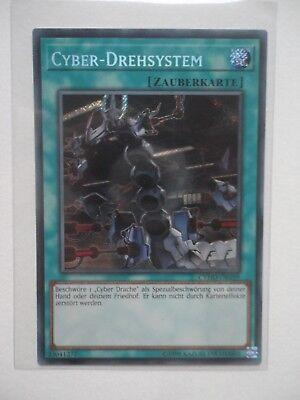 CYBER-DREHSYSTEMI CYHO-DE059 SECRET RARE
