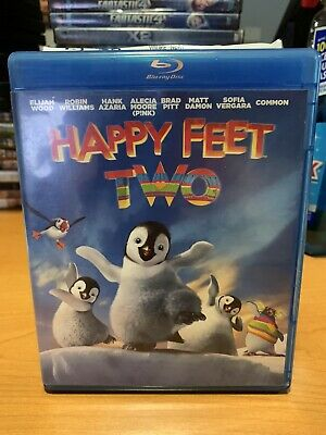 Happy Feet Two (Blu-ray/DVD, 2012, 2-Disc Set)