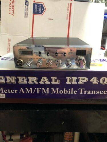 GENERAL LEE HP- 40 RADIO ALIGNED & TUNED FOR OPTIMUM PERFORMANCE !!!