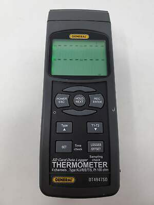 Device Only General Tools Thermocouple Thermometer Dt4947sd