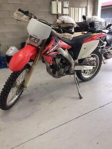 2004 Honda CRF250X to suit mid to short rider Brunswick Moreland Area Preview