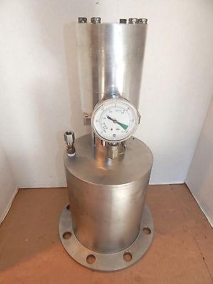 Austin Scientificoxford Instruments Cryo-plex 8 Cryopump Cti Cryogenics
