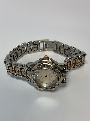 Vintage Ladies Bulova Marine Star Quartz Watch - WORKING Bulova Marine Star Ladies