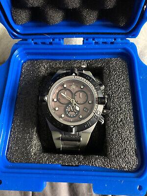 Invicta Subaqua Noma IV 17210 Swiss Watch Quartz Chrono