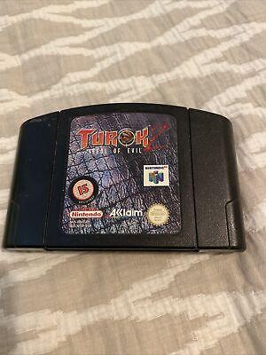 TUROK 2 : SEEDS OF EVIL - N64- CART ONLY
