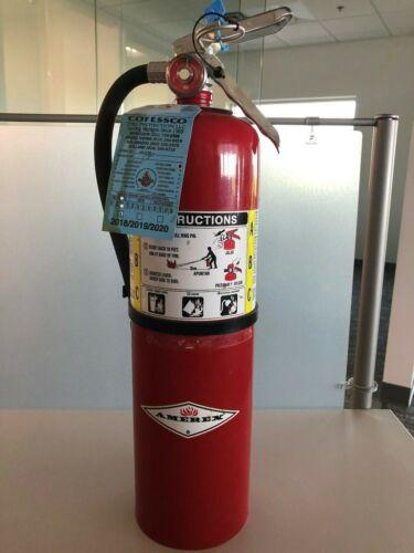 Amerex B456 10lb Multipurpose Dry Chemical Fire Extinguisher