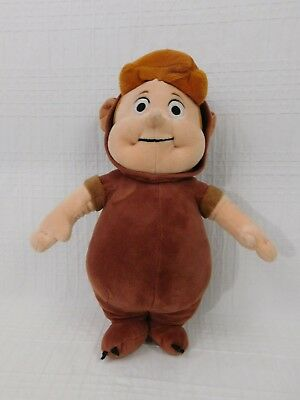 "Disney Store Peter Pan Cubby Lost Boys 12"" Plush Stuffed Animal Bear Costume - Cubby Costume"