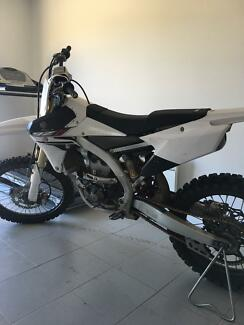 YZ 250 trail bike
