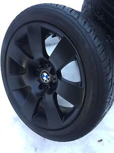 """18"""" Rims Tires For BMW and other vehicles"""