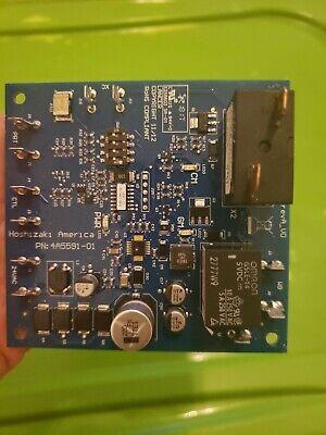 Hoshizaki Ice Machine Control Board Pn 4a5591-01 F Series 120 Voltage Nugget Ice