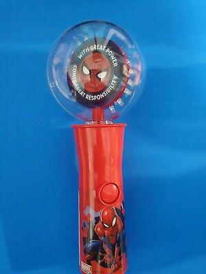 Spiderman Jumbo Light Spinner