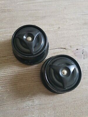 Two Vintage Mitchell 300 400 Series Fishing Reel Shallow Spare Spools