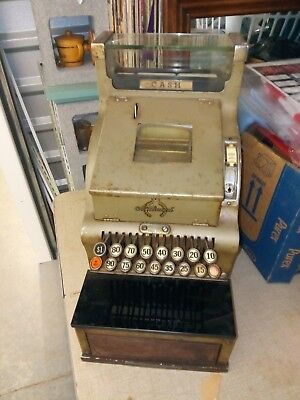 RARE ANTIQUE NATIONAL CASH REGISTER for sale  Portsmouth