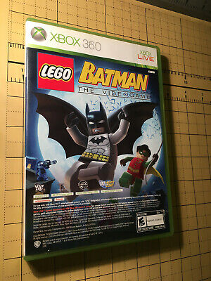 Xbox 360 Lego Batman The Video Game & Pure Two Games in One