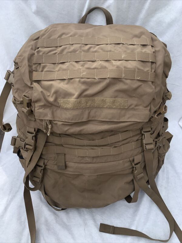 FILBE COYOTE COMPLETE LARGE BACKPACK RUCK SACK FIELD PACK USED #02